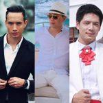 Quý ông nào đào hoa nhất showbiz Việt?