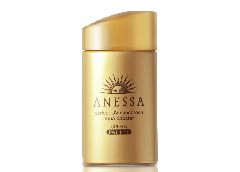 Kem chống nắng Shiseido Anessa Perfect Sunscreen SPF 50+: $40 (khoảng 880.000VND)