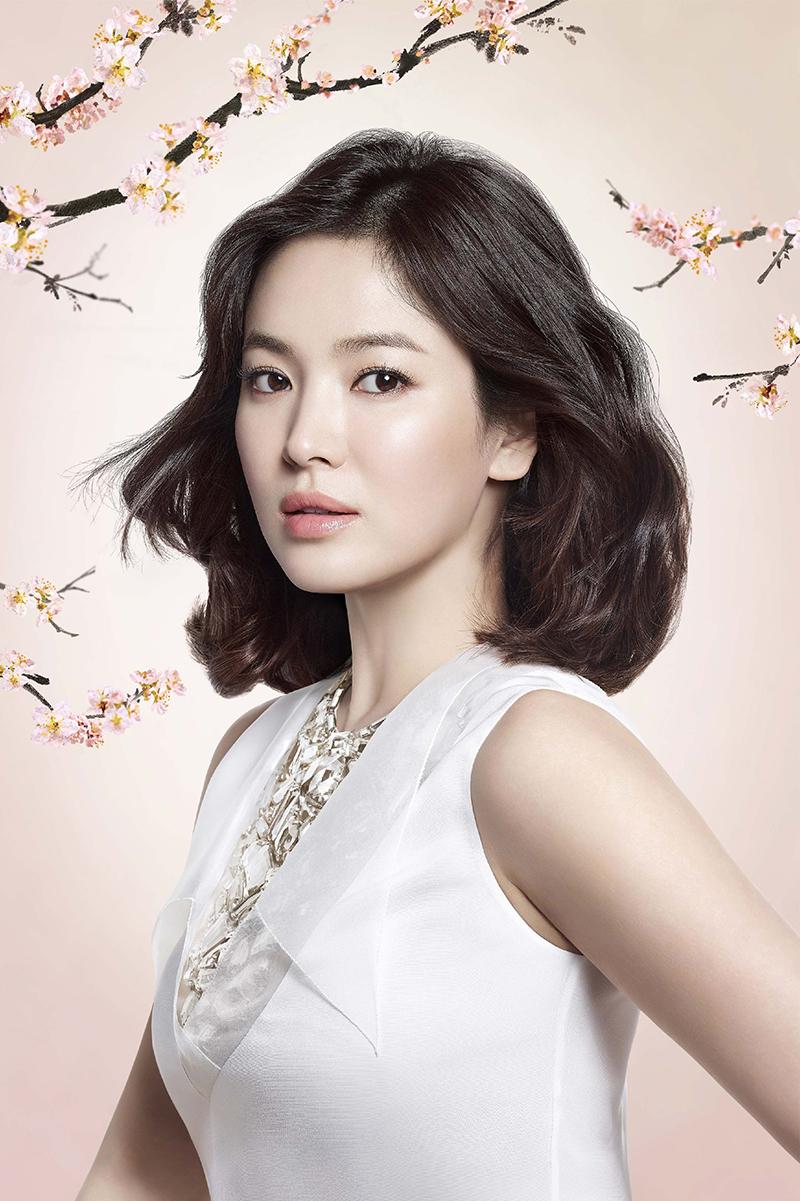 Song Hye Kyo trở thành gương mặt đại diện cho thương hiệu làm đẹp hàng đầu xứ Hàn Sulwhasoo.
