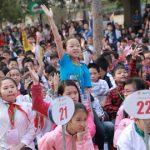 Khai mạc vòng sơ khảo cuộc thi Olympic Tiếng Anh tiểu học Hà Nội lần thứ 15