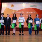217 cá nhân và 15 tập thể xuất sắc được vinh danh tại cuộc thi Olympic Tiếng Anh THCS Hà Nội do Language Link tổ chức