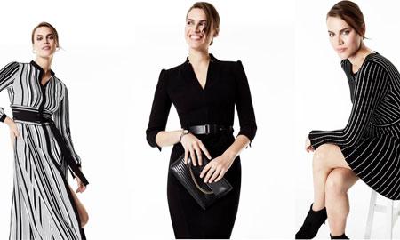 Phong cách thời trang nữ quyền mới của Karen Millen được lòng các nàng sành điệu