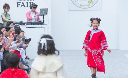 Mẫu nhí Việt 9 tuổi tỏa sáng tại Kids Fashion Fair – Dubai