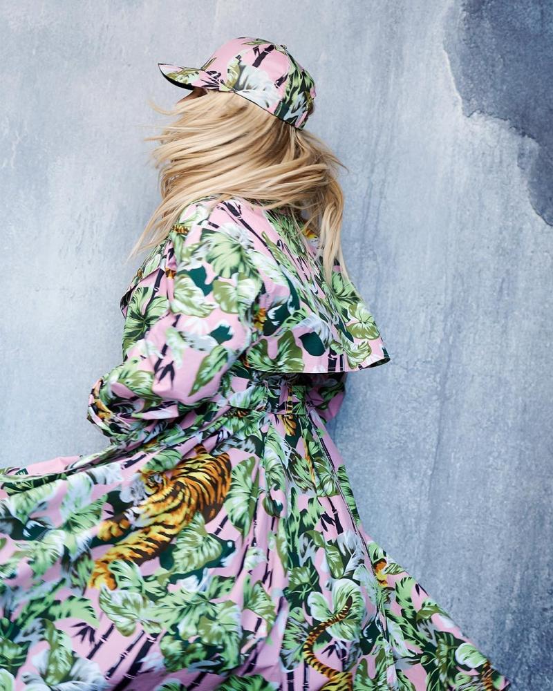 Những hình ảnh teaser được Kenzo đăng tải trước khi công bố chính thức về sự hợp tác cùng Britney Spears trong chiến dịch quảng cáo lần này.