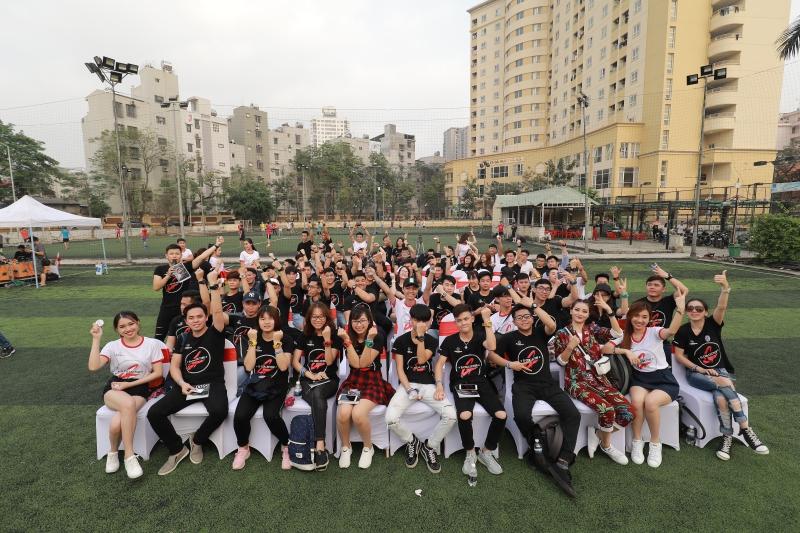 Các thành viên G-Collector tham gia buổi offline lần thứ 2 được tổ chức tại Hà Nội.