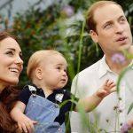 Loạt khoảnh khắc làm tan chảy trái tim dân chúng của Hoàng tử, Công chúa nhí nước Anh