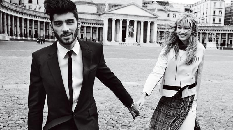 Gigi Hadid & Zayn Malik: Kể chuyện tình qua những bức hình