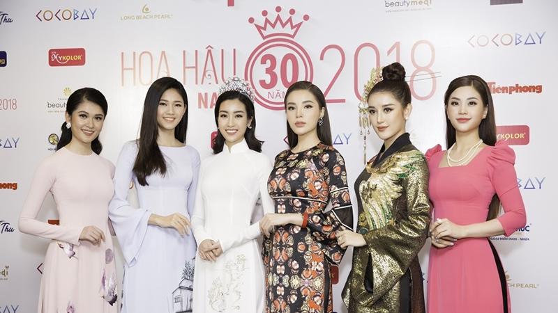 Khởi động cuộc thi Hoa hậu Việt Nam 2018
