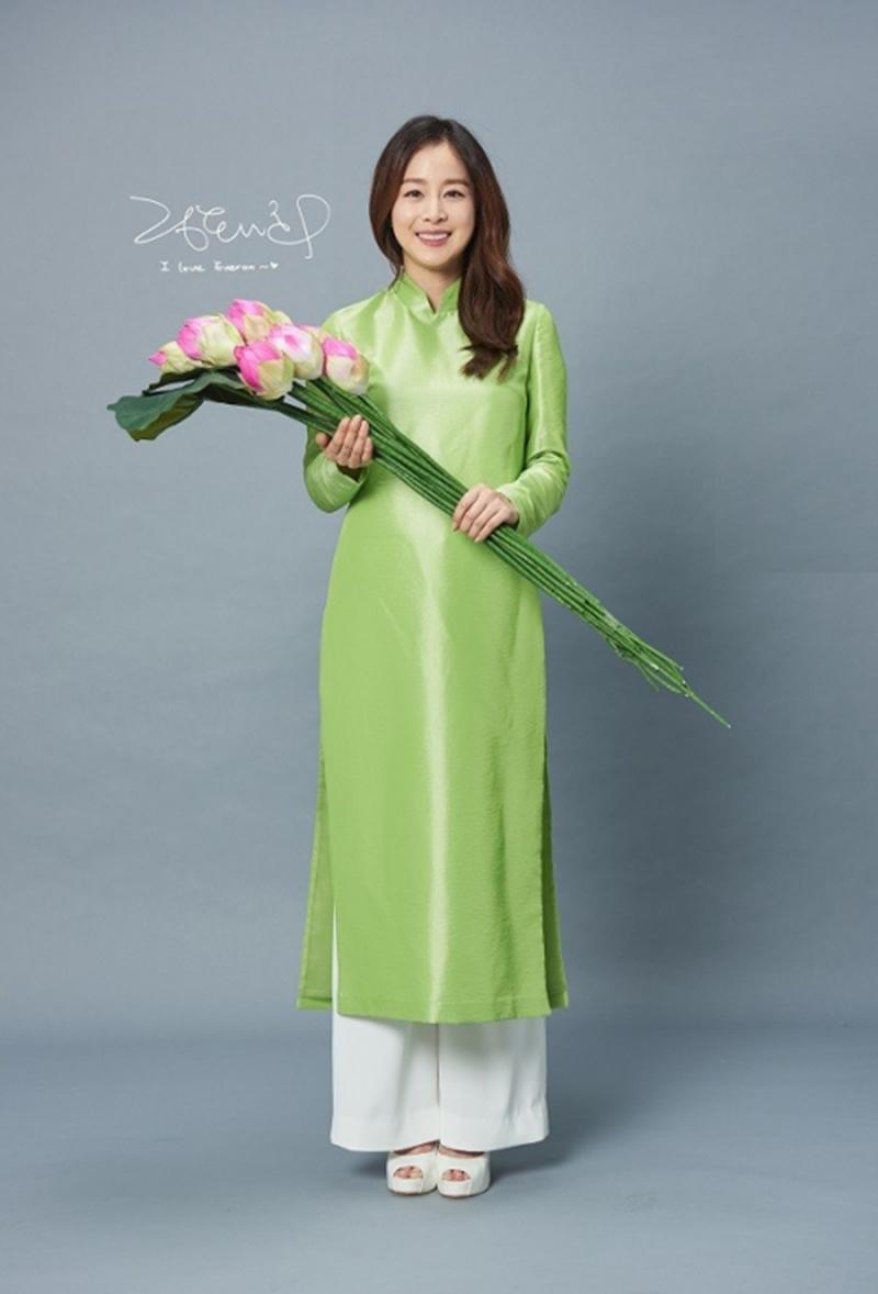 Kim Tae Hee sẽ có mặt tại Hà Nội vào ngày 16/6 để tham dự sự kiện từ thiện cho trẻ em nghèo.