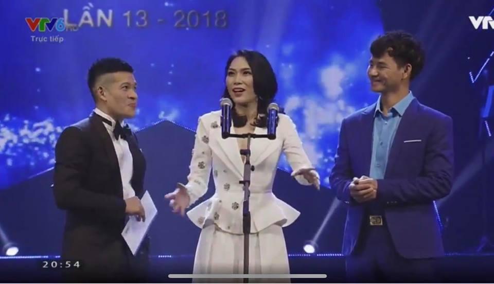 Cha đẻ của MV Em gái mưa đoạt giải Cống Hiến 2018, Mỹ Tâm bất ngờ lên nhận giải hộ