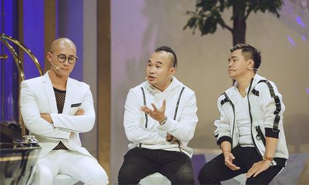Anh Tuấn, Lê Minh, Thiên Vương MTV – Nhóm nhạc đình đám một thời chia sẻ về điều hối hận nhất trong đời