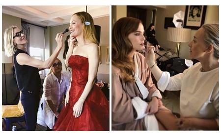 Hậu trường làm đẹp của các minh tinh Hollywood trước khi bước lên thảm đỏ Oscar 2018