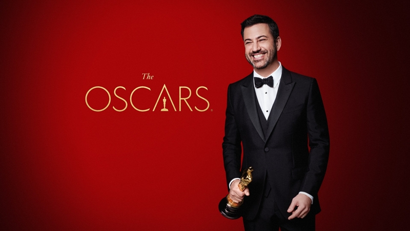Kimmel – người trở lại làm người chủ trì cho lễ trao giải Oscar năm thứ hai liên tiếp