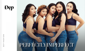 {Đẹp Fashion} PERFECTLY IMPERFECT