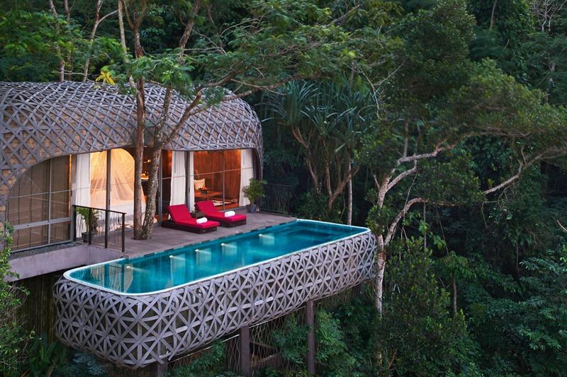 Nâng tầm trải nghiệm du lịch với những khách sạn có hồ bơi riêng đẳng cấp thế giới