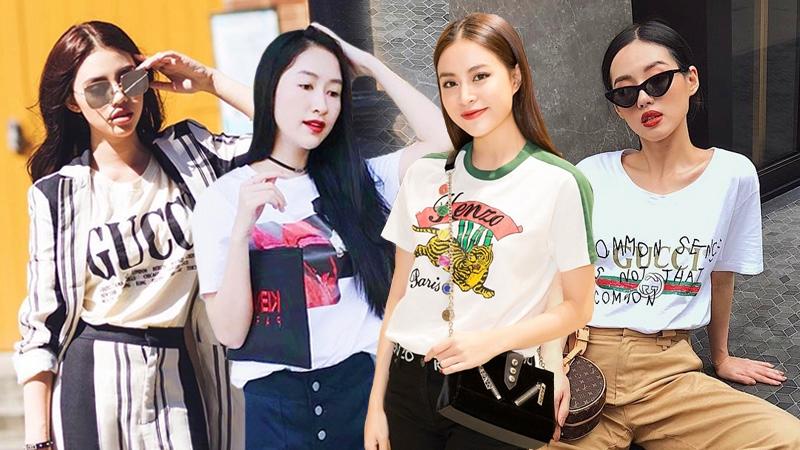 """4 xu hướng """"càn quét"""" street style của dàn mỹ nhân Việt tuần qua"""