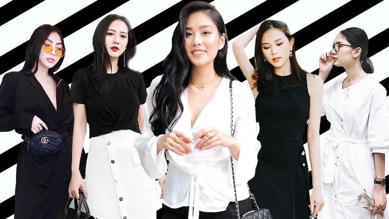 Quý cô thời trang Việt bùng nổ với phong cách tối giản tuần qua