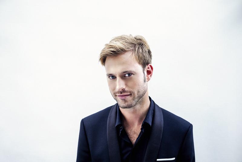 Benjamin – giọng Baritone nổi tiếng nước Đức và nghệ sĩ piano Bích Trà lần đầu trình diễn cùng sân khấu