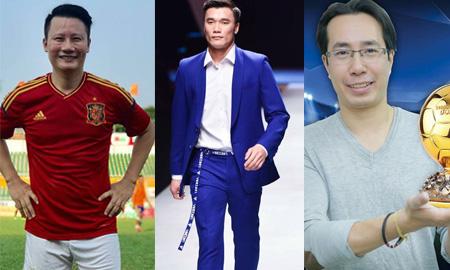 Thủ môn Bùi Tiến Dũng trình diễn thời trang: Hãy để các cầu thủ tận hưởng sự nổi tiếng!