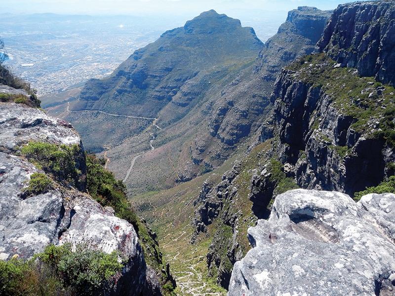 Đến Kaapstad để tìm bình yên giữa những đối lập
