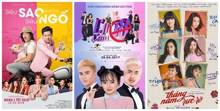 Top 5 bộ phim Việt có doanh thu cao nhất mọi thời đại