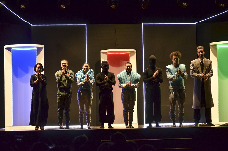 The Run kín ghế trong hai đêm diễn – tín hiệu đáng mừng cho mô hình kịch kết hợp thảo luận phê bình
