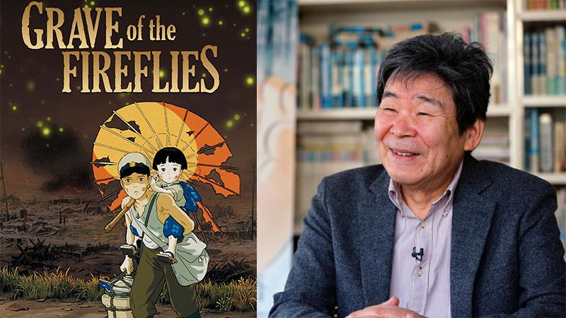 """Isao Takahata – cha đẻ của """"Mộ đom đóm"""" và hàng loạt bộ phim hoạt hình Ghibli qua đời"""
