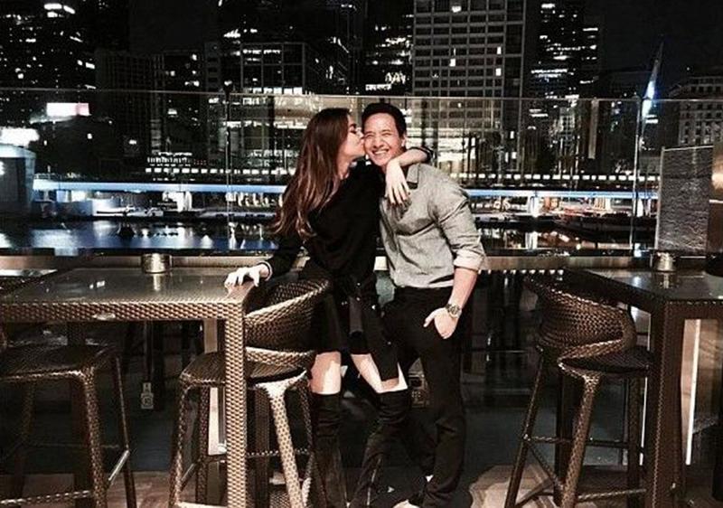 Hồ Ngọc Hà công khai chuyện hẹn hò Kim Lý vào đúng ngày sinh nhật nam diễn viên.