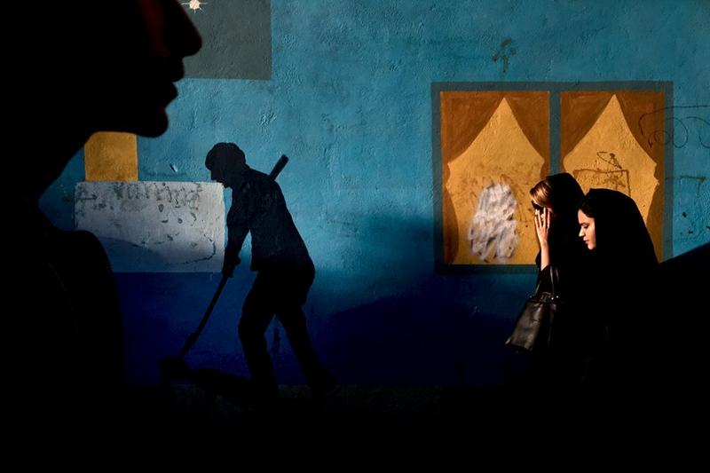 """Hạng mục Di động: """"Shadow Highlight"""" của tác giả Mohammad Mohsenifar"""