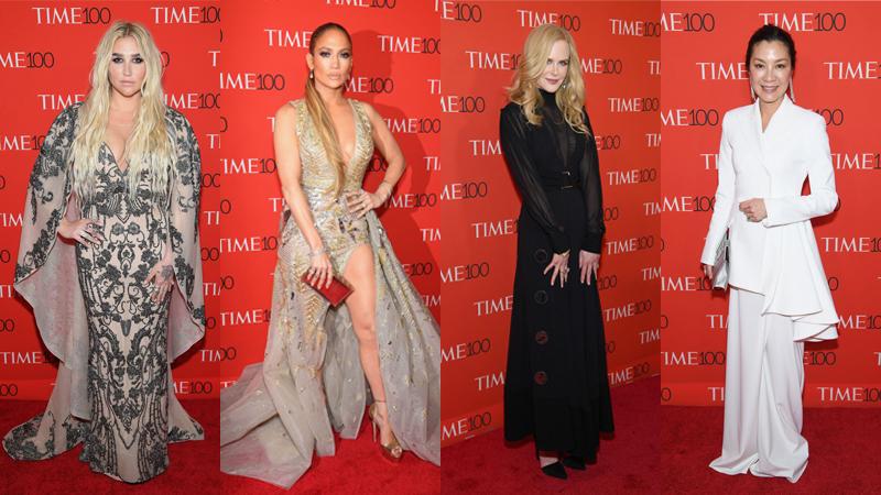 Thảm đỏ gala TIME 100 sáng chói với những ngôi sao có sức ảnh hưởng nhất thế giới