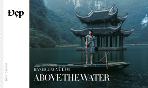 {Đẹp Cover} ABOVE THE WATER ft. Trang Bùi