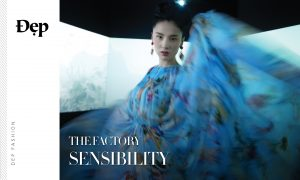 {Đẹp Fashion} SENSIBILITY ft. Undarmaa Tumenjargal
