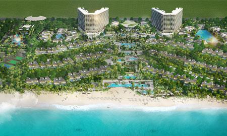 Khu nghỉ dưỡng ALMA – Tận dụng lợi thế du lịch Nha Trang