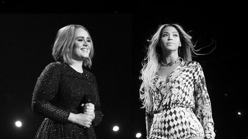 Adele: Khi diva cũng là fangirl