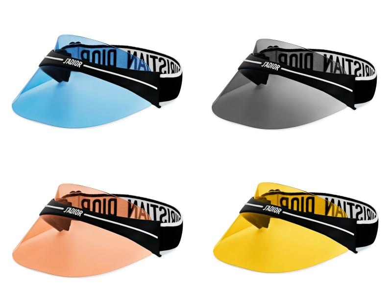 Kính DiorClub1 có 4 màu để các tín đồ thời trang lựa chọn.