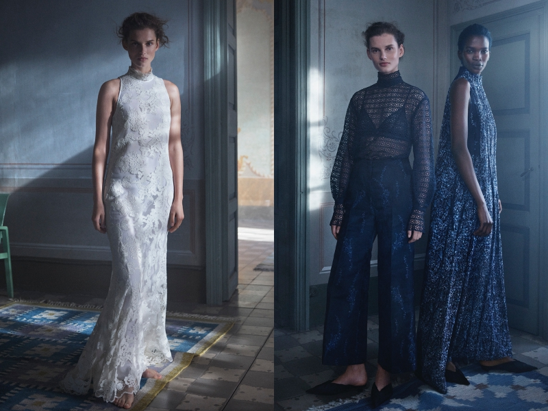 """Sự đa dạng trong các thiết kế của BST H&M Conscious Exclusive 2018 nhanh chóng """"lấy lòng"""" được tín đồ thời trang từ ngay cái nhìn đầu tiên."""