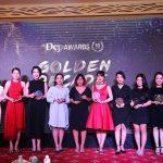 Lễ trao giải Đẹp Awards 2017 – Golden Decade: Khi các biểu tượng nhan sắc hội ngộ
