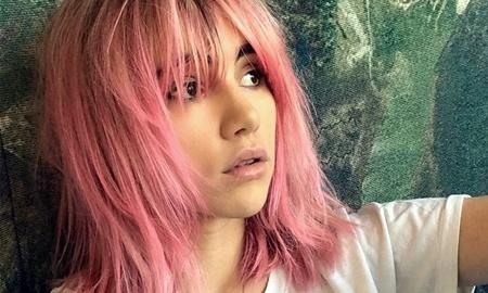 Để tóc hồng hóa ra cũng dễ vậy thôi