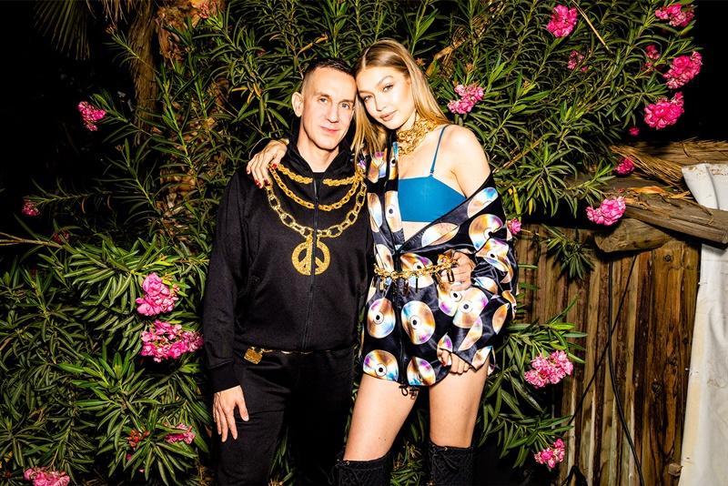 NTK Jeremy Scott và Gigi Hadid