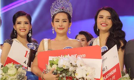 Lê Âu Ngân Anh không được coi là Hoa hậu và không được cấp phép tham gia các cuộc thi nhan sắc quốc tế