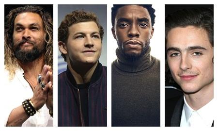 Top 5 nam diễn viên đột phá của năm 2018