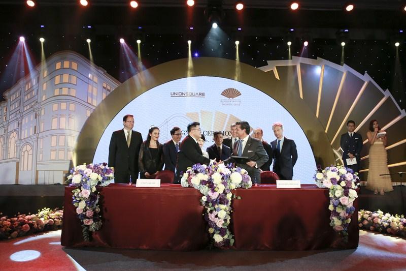 Mandarin Oriental phát triển dự án khách sạn 5 sao đầu tiên tại TP. Hồ Chí Minh