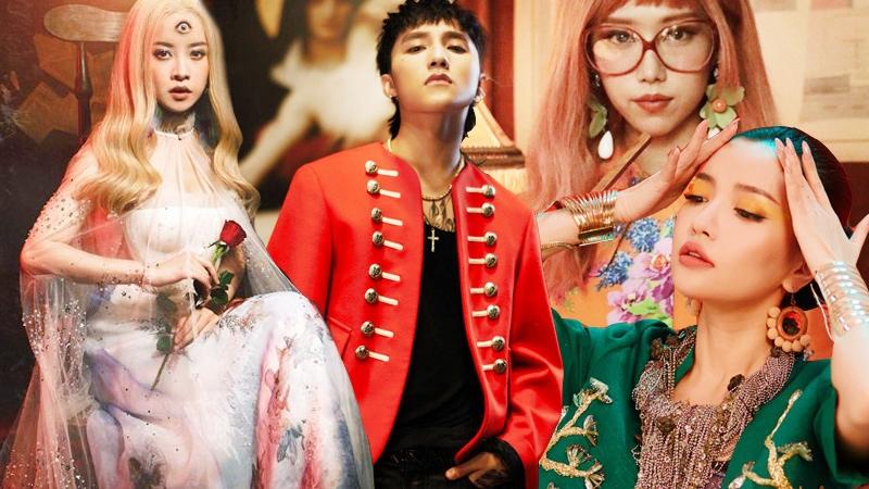 """""""Cuộc chiến"""" thời trang trong 5 siêu phẩm MV """"hot"""" nhất tháng 5"""