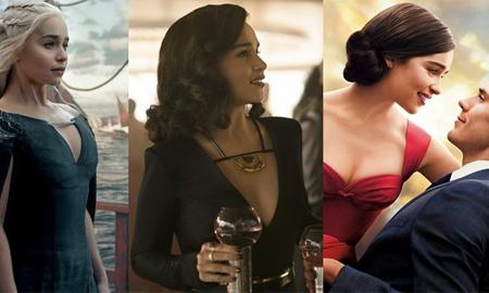 """Những vai diễn ấn tượng của """"mẹ rồng"""" Emilia Clarke"""