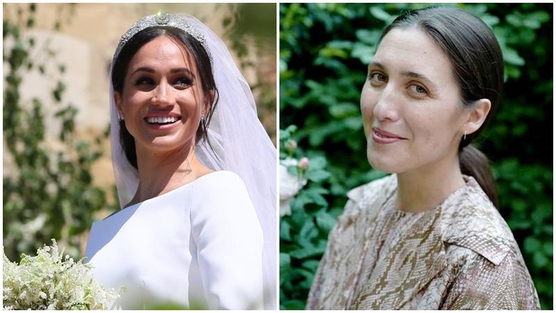 Trước làn sóng chỉ trích, nhà thiết kế tố váy cưới của Meghan là hàng nhái phải lên tiếng đính chính