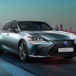 Lexus ES 2019 hoàn toàn mới sẽ được bán ra từ cuối năm 2018