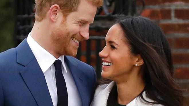[Live] Lễ cưới của Hoàng tử Harry và diễn viên Meghan Markle
