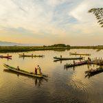 Hồ Inle – Nơi ngắm bình minh đẹp nhất Myanmar