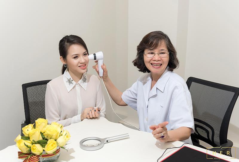 Dịch vụ Căng da mặt và Tái tạo Collagen tầng sâu MRFE của H.E.R Beauty Clinic đoạt giải thưởng Đẹp Award