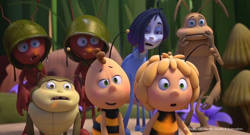 Cô bé ong Maya đáng yêu đã quay trở lại với cuộc phiêu lưu mới